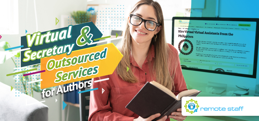 Virtual Secretary and Outsourced Services for Authors