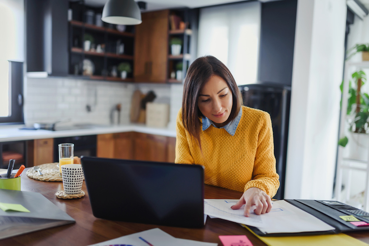 Some employees already successfully work from home or out of the office.