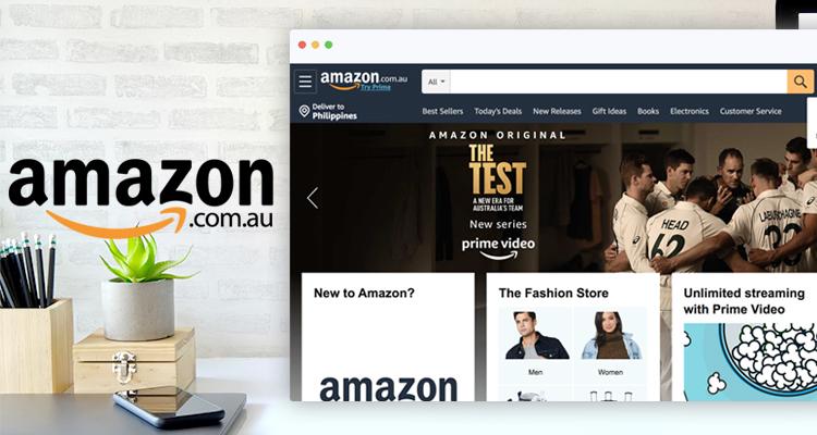 1-Amazon Australia