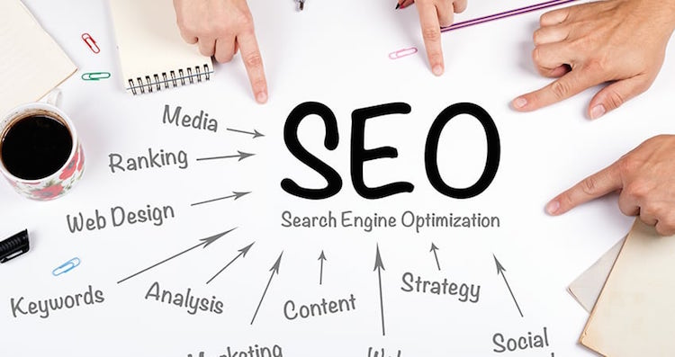 5 Search engine optimization (SEO)