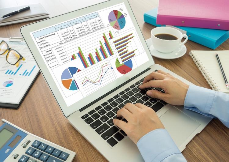 8 Sales reports generation