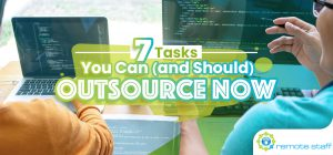 Seven Tasks You Can (And Should) Outsource Now