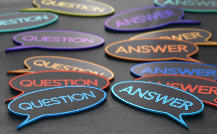 Draft your FAQ's