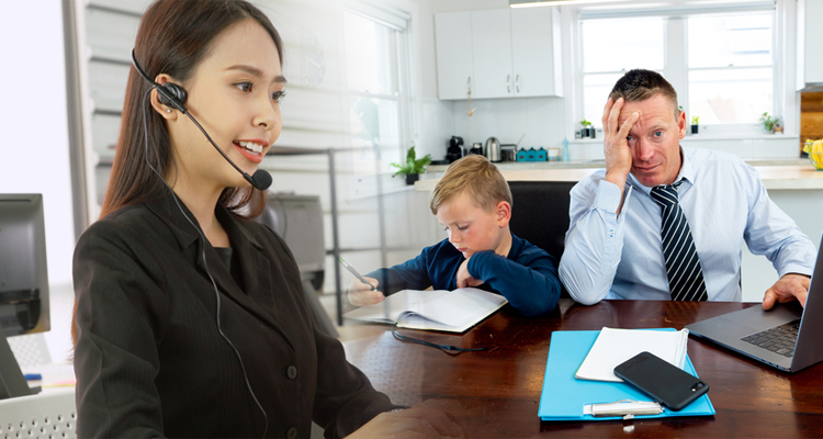 Can Virtual Assistants Help Working Parents_