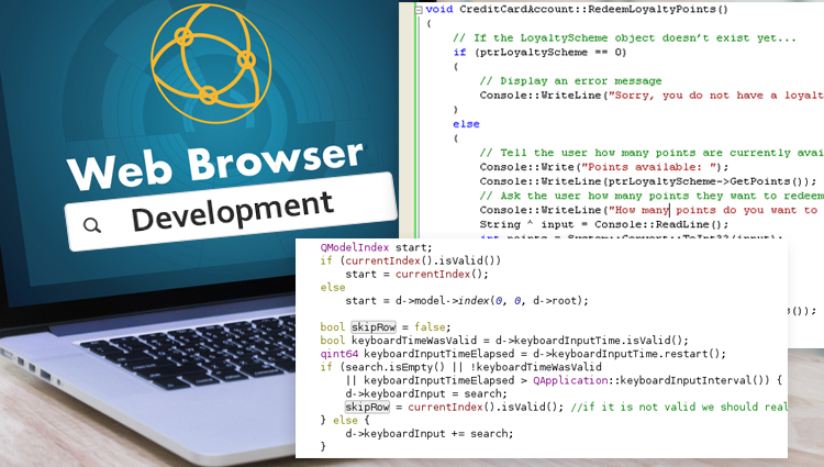 3 Web Browser Development
