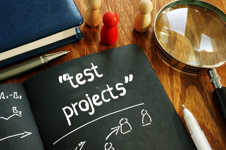 Whenever-possible-screen-with-test-projects