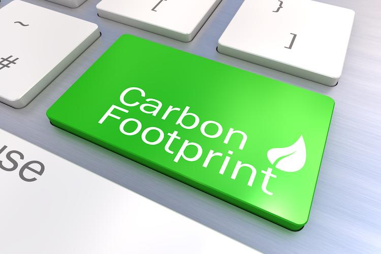 Smaller-carbon-footprint