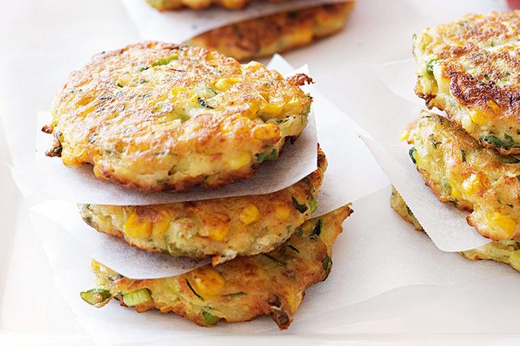 Veggie-Scrap-Fritters