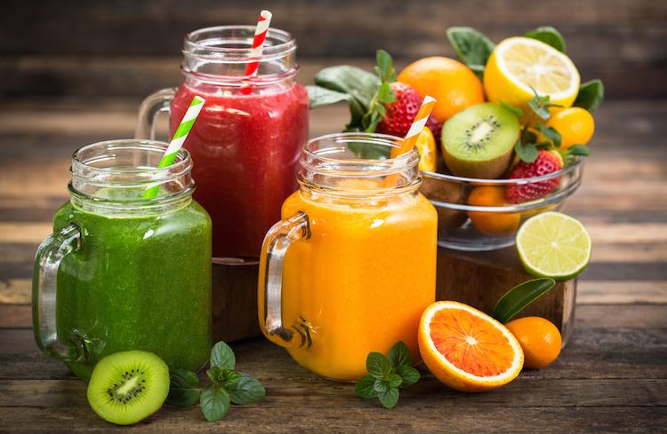 Fruit-Smoothies