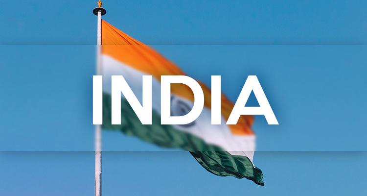 1 - India