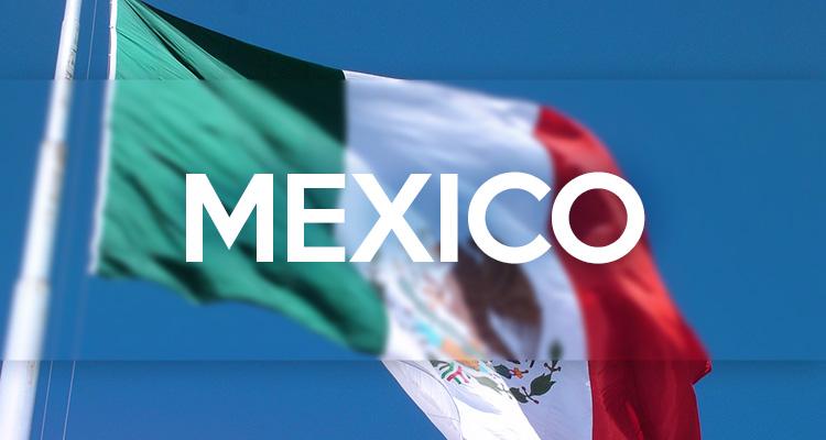 3 - Mexico