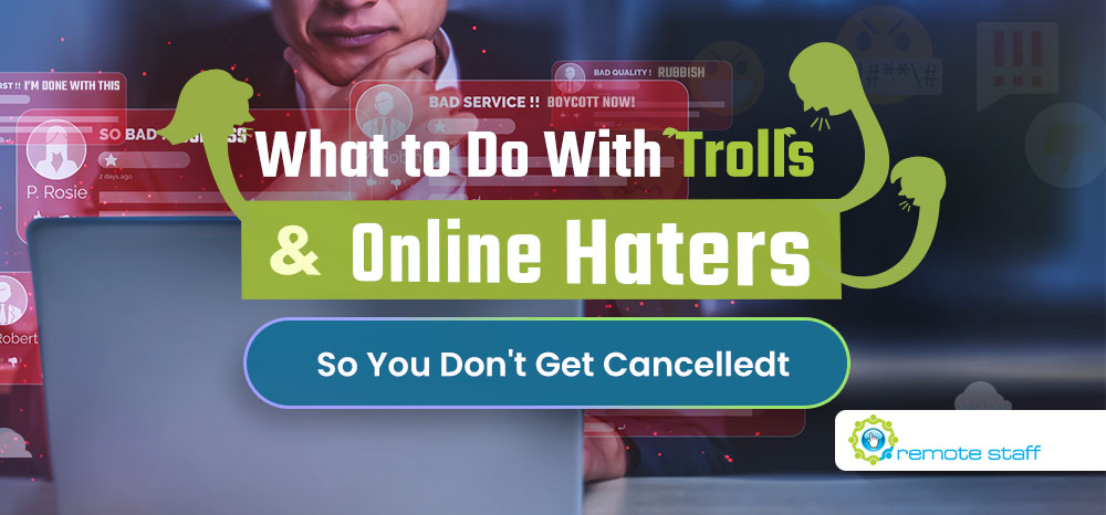 Feature - What to Do With Trolls and Online Haters So You Don't Get Cancelled (1)