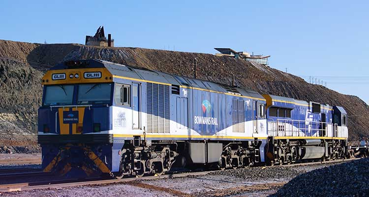 Railway Freight Logistics