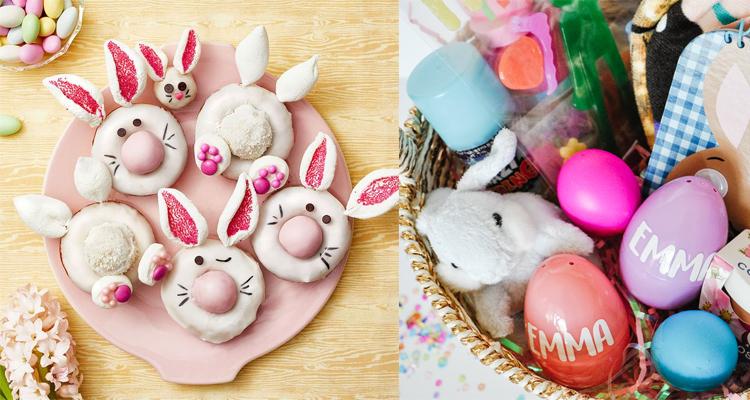 3 Easter merchandise
