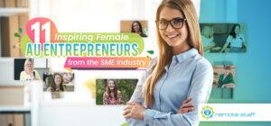 Eleven Inspiring Female AU Entrepreneurs From the SME Industry