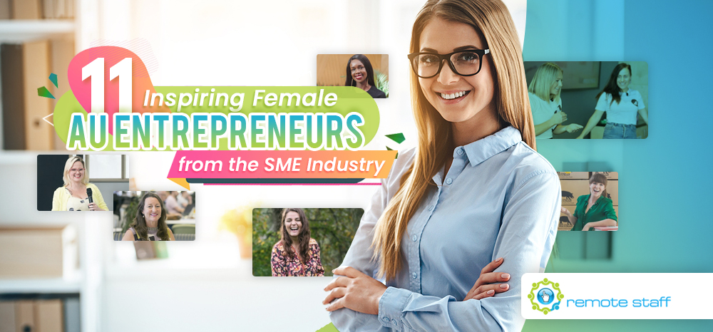 Eleven Inspiring Female AU Entrepreneurs From the SME Industry