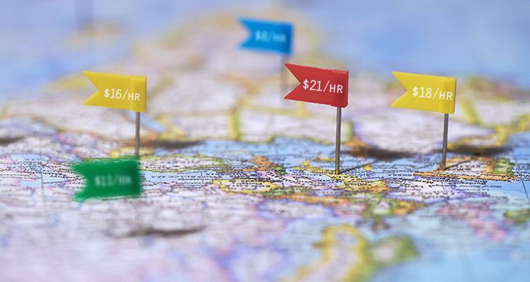 Location-Based Compensation