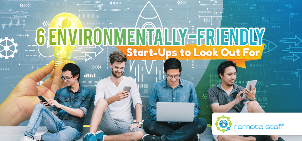 Six Environmentally-Friendly AU Start-Ups to Look Out For