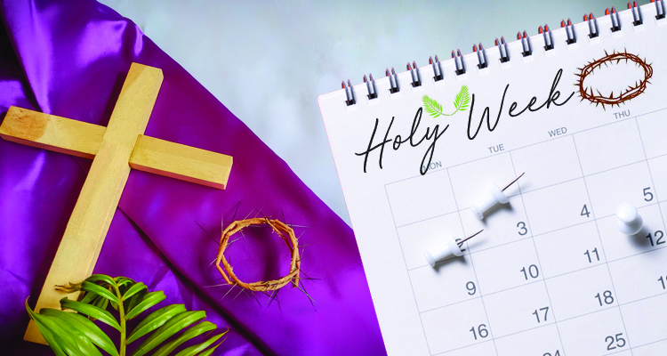 When Does Holy Week Start_