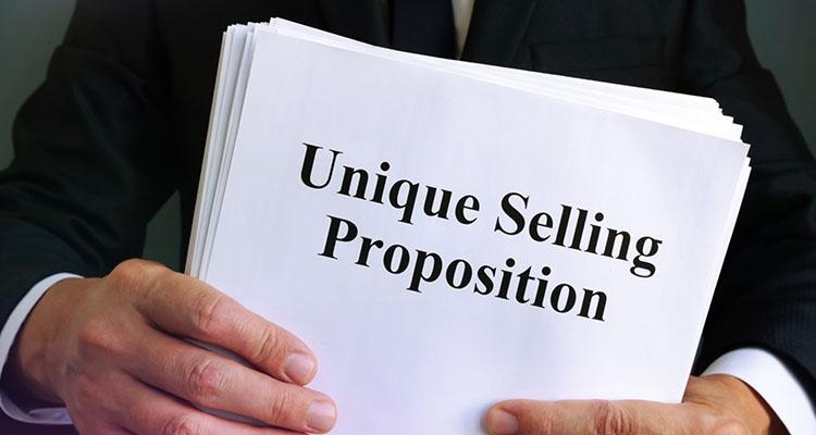 Your Unique Selling Proposition (USP)