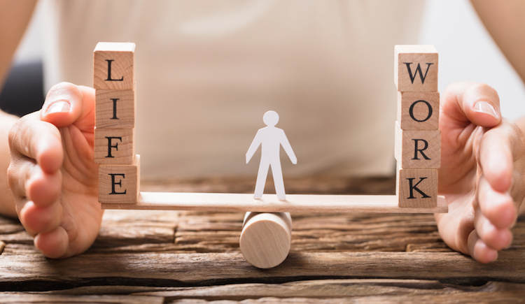 5 Provides for better work-life balance