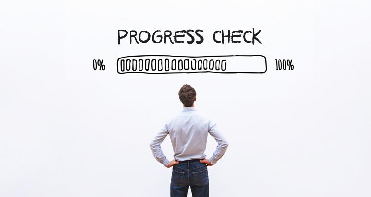 Check On Their Progress