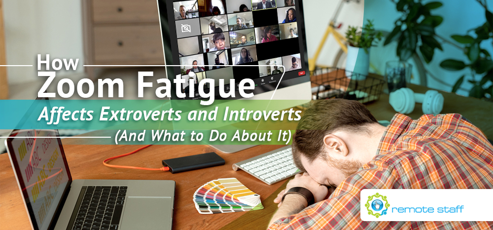 How Zoom Fatigue Affects Extroverts and Introverts (And What to Do About It)
