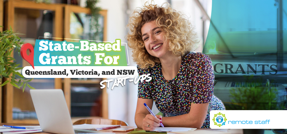 State-Based Grants For Queensland, Victoria, and NSW Start-Ups