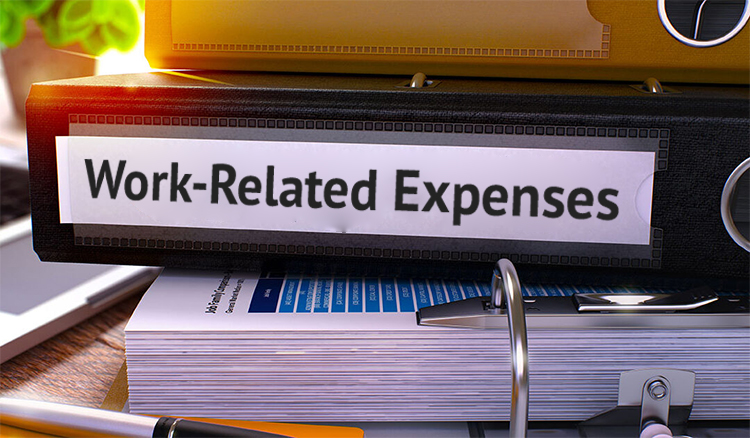 Actual Work-Related Expenses Claims
