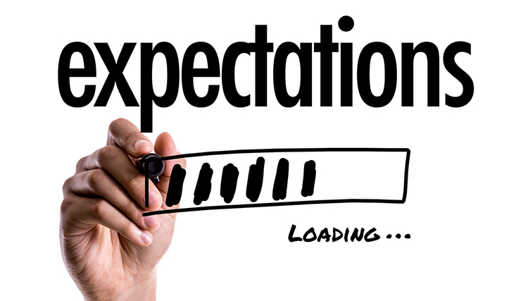 How do I know our expectations about work are aligned?
