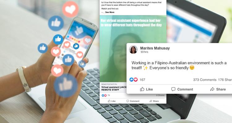 Share Stories on Social Media