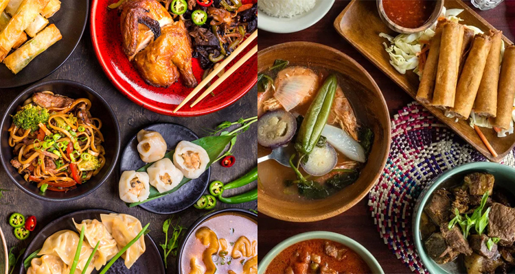 Try Out Australian and Filipino Cuisine