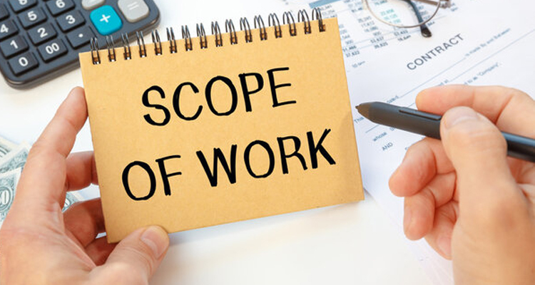 Virtual Assistant Scope of Work