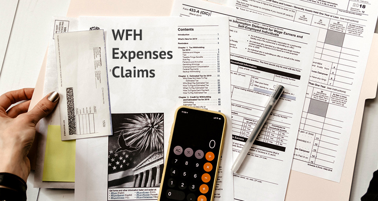 WFH Expenses Claims