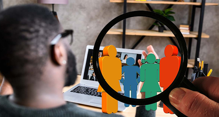 It's easier to reach your target audience through virtual conferences