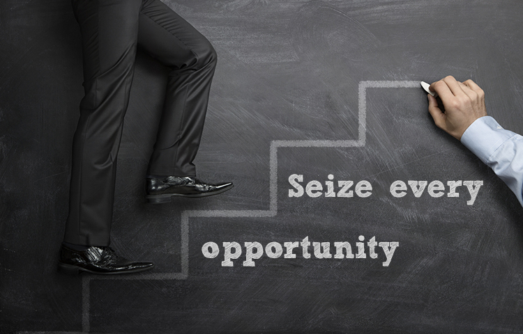 Seize-every-opportunity