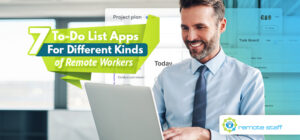 Seven To-Do List Apps For Different Kinds of Remote Workers
