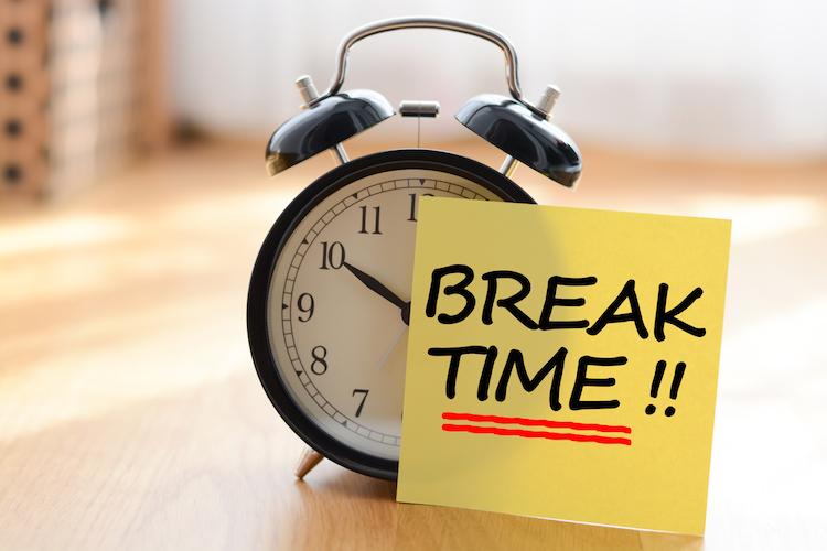 Taking-Breaks