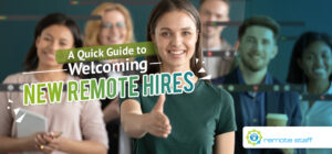 A Quick Guide to Welcoming New Remote Hires