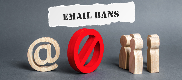 Email Bans