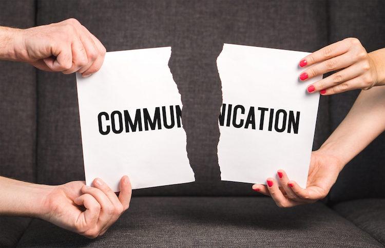 Fear #4 Lack of Communication