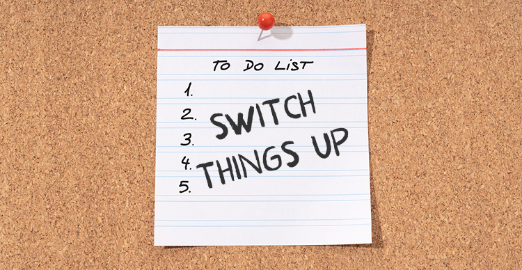 Switch-Things-Up